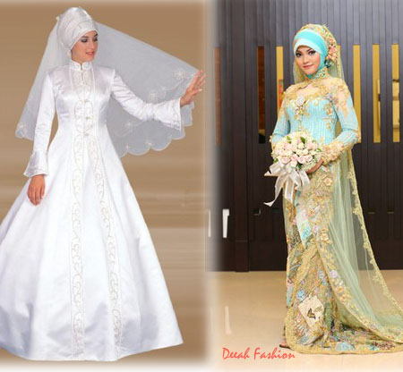 Model Baju Gaun Muslim Pesta | Holidays OO