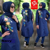 Flowy by Layra Navy