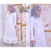 gamis terbaru Lashira dress by balimo collection