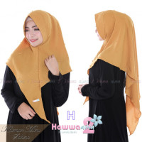 grosir model hijab khimar mini sahina h