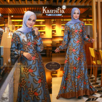 Kamilia Dress Grey