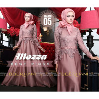 Mozza 5 Dusty Pink