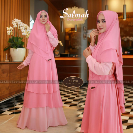 Salmah Dusty Pink
