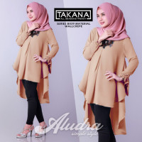 alludra tunik b039 brown