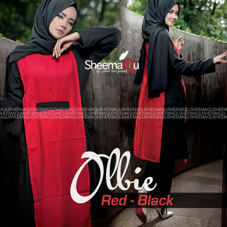 ollbie by sheemaqu red black