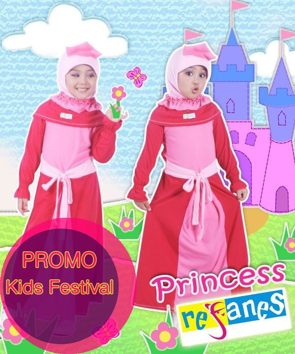 refanes kids pink princess