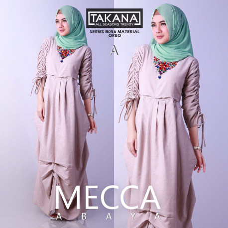 Mecca Dress b056 A