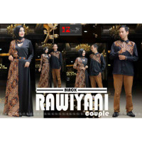 Rawiyani Couple Black