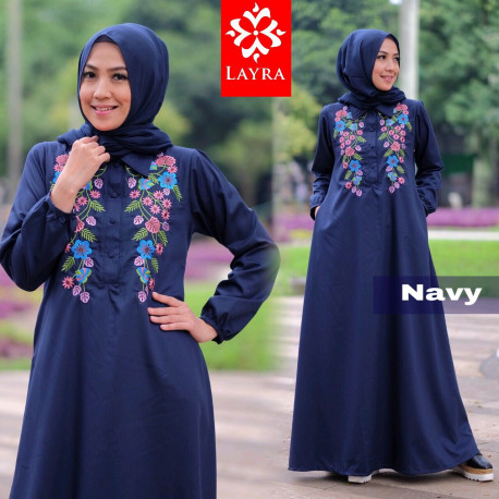 viona by layra Navy