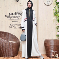 Aleysa Dress Black