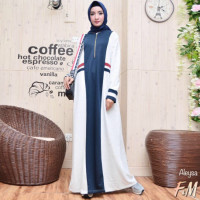 Aleysa Dress Navy