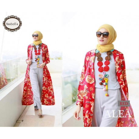 Blazer Alea Red