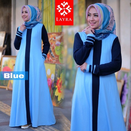 Minna 2 Dress Blue