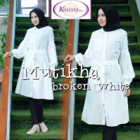 Mutikha Broken White