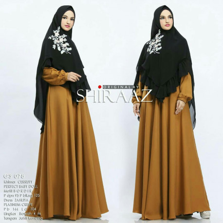 Shiraaz Gs078 Brown