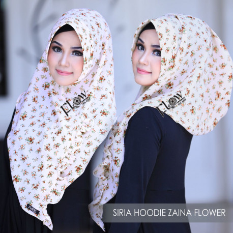 Siria Zaina Flower Cream