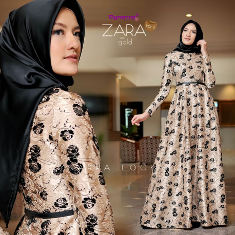 Zara vol 3 Gold