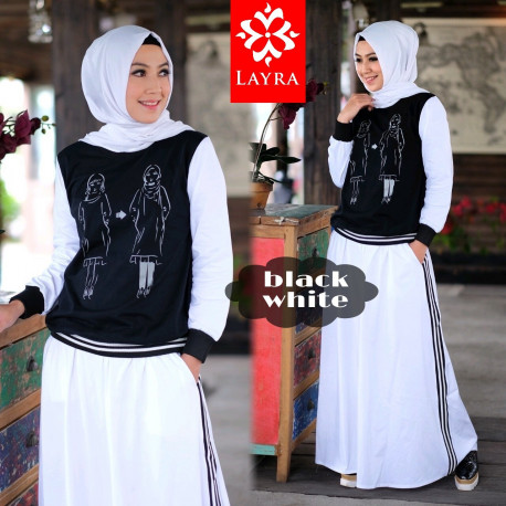 Gea Black White
