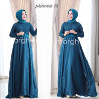Princess 13 Blue