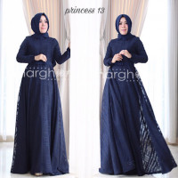 Princess 13 Navy Blue
