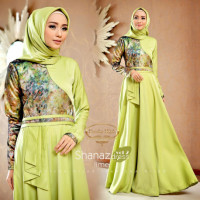 Shanaz Dress Lime