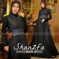 Shanzfa Dress Black