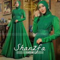 Shanzfa Dress Green