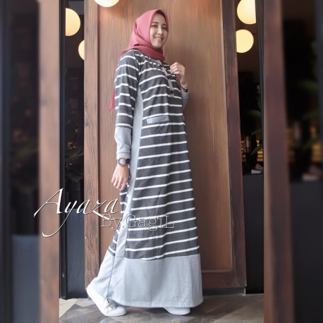 Ayaza Dark Grey