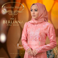 Berliana Vol2 Pink Daisy