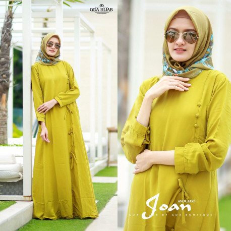 Joan Dress Avocado