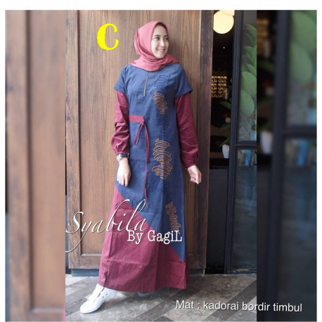Syabila Dress C