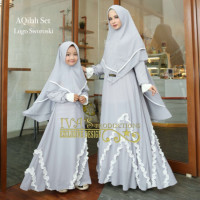 Aqilah Couple Grey
