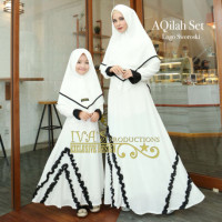 Aqilah Couple White