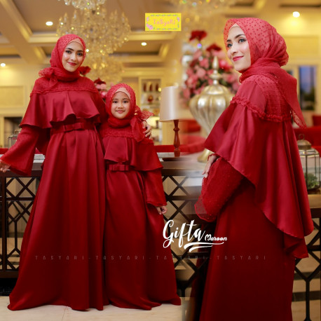 Gifta Couple Maroon