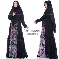 Gracelina 3 Black