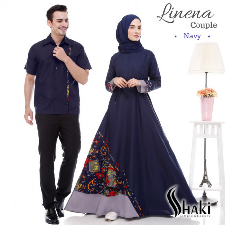 Linena Couple Navy