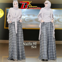 Naifa Set 81 Grey
