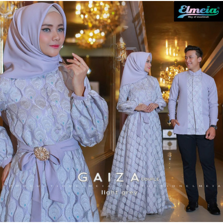 Gaiza Couple Light Grey
