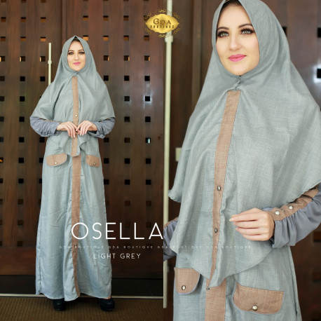Osella Syari Light Grey