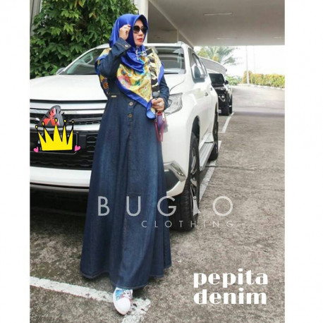 Pepita Denim Blue