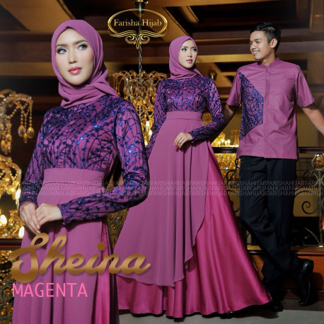 Sheina Couple Magenta