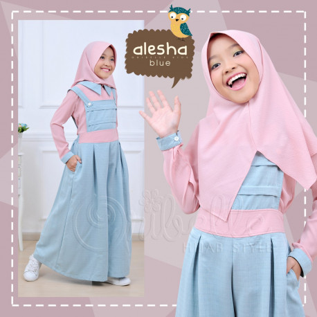 Alesha Kids Blue
