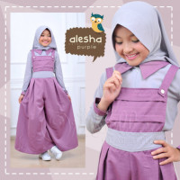 Alesha Kids Purple