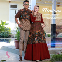 Mintuno Couple Maroon