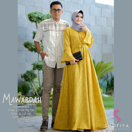 New Mawardah Yellow