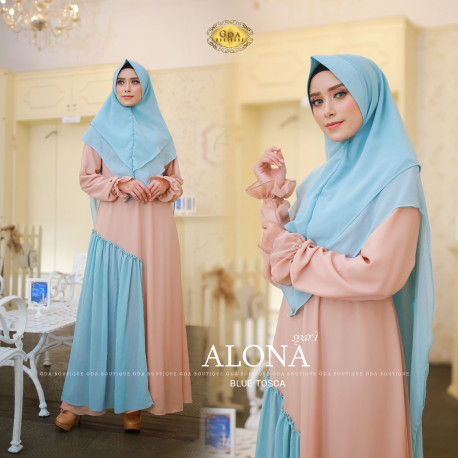 Alona Syari Blue