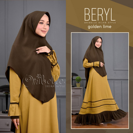 Beryl Golden Lime