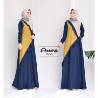 Rumi Dress Navy