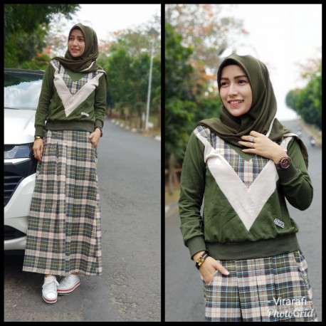Naylan Set Green