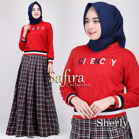 Sherly Red